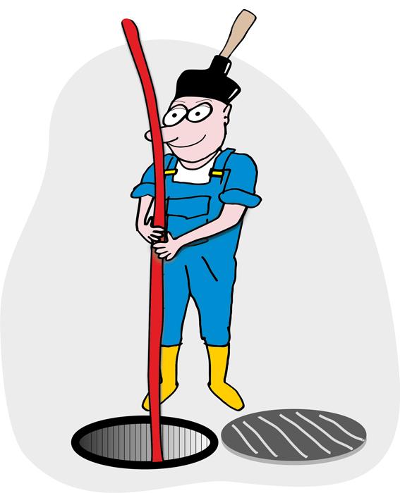 Havarijní a preventivní čištění kanalizace a potrubí